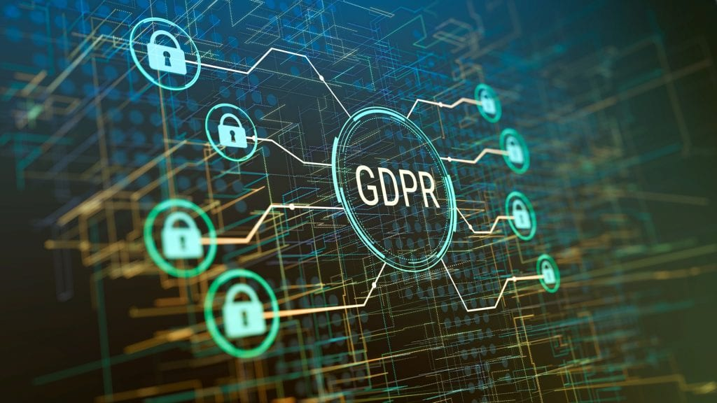 gdpr general data protection regulation marketing data security
